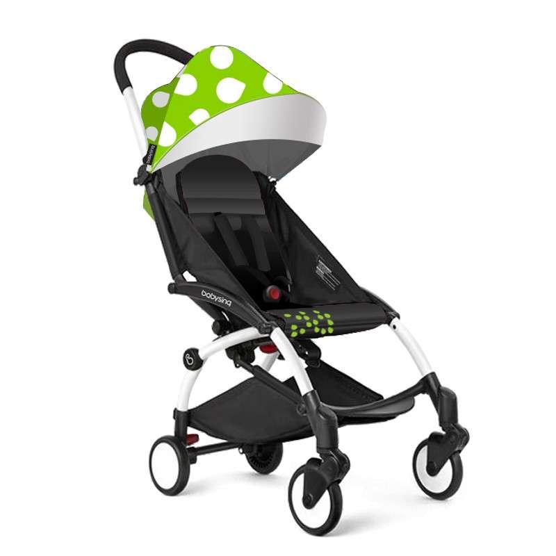 babysing 伞车婴儿推车儿童超轻便可躺坐折叠避震