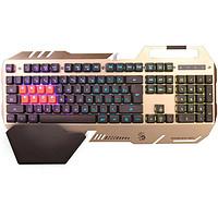 双飞燕(A4Tech) 背光游戏键盘 血手幽灵(金色)