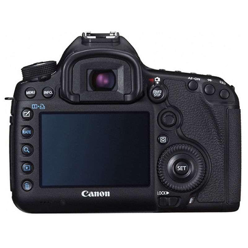 佳能(Canon) EOS 5D MARKⅢ数码单反相机套机 (EF 24-105mmf/4L IS USM)