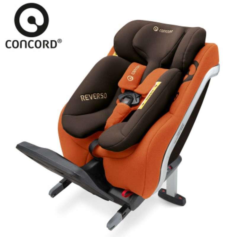 德国进口Concord康科德Reverso 儿童汽车安全座椅
