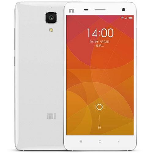 小米 4 2GB内存版 白色 移动4G手机(移动版,白色)