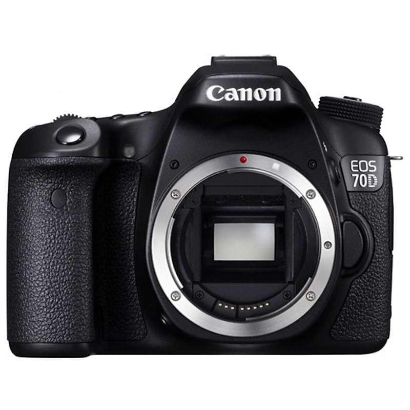佳能(Canon)EOS 70D KIT数码单反相机 套机 (EF-S 18-200 IS)