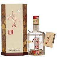 水井坊 52度 水井坊臻酿八号 500ml 浓香型 白酒(500ML)