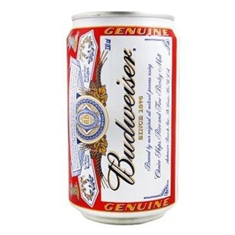 百威啤酒330ML*24
