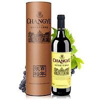 张裕特选级高级圆筒干红葡萄酒750ml(750ML)