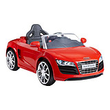 好孩子(Goodbaby)奥迪R8儿童电动汽车W458QG-A(红色)