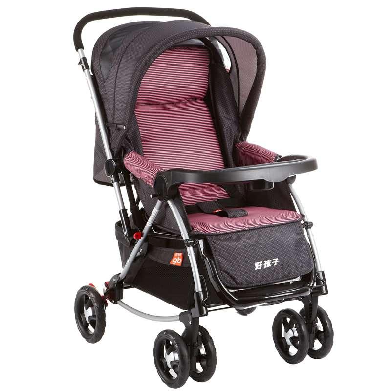 好孩子Goodbaby基本款安全型婴儿手推车双向全篷婴儿车