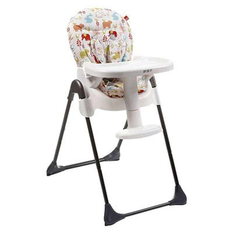 好孩子Goodbaby便携式可折叠儿童餐椅可调节安全餐椅