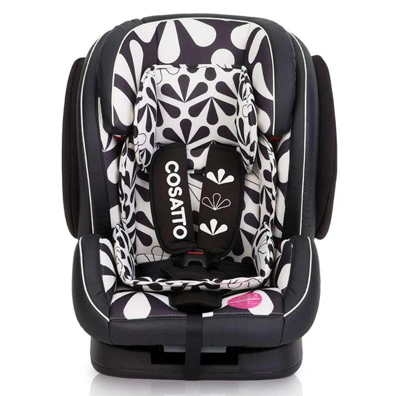 英国品牌Cosatto Hug进口儿童安全座椅宝宝婴儿汽车车载座椅9月-12岁新款