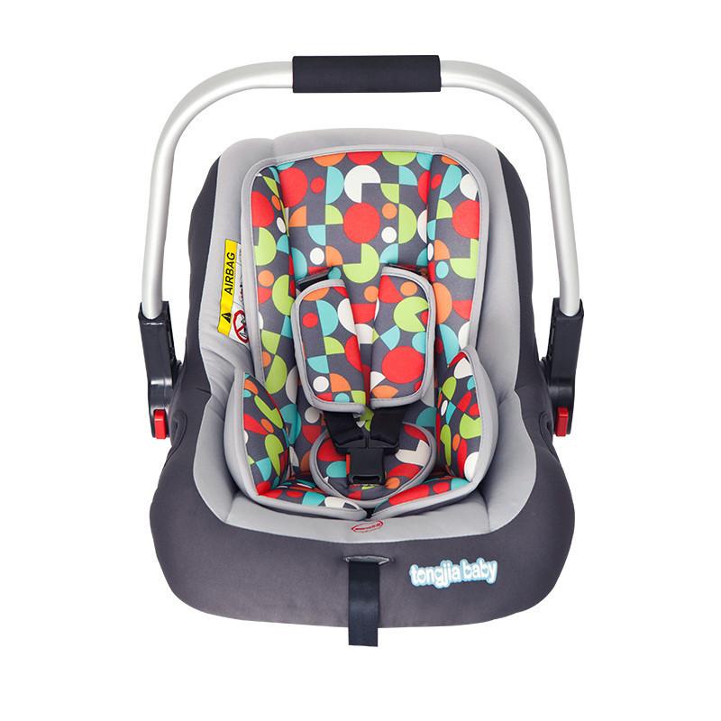 童佳贝贝 TJ501(铝把手) 汽车儿童安全座椅 0-13KG (0-15个月) 赠送车贴