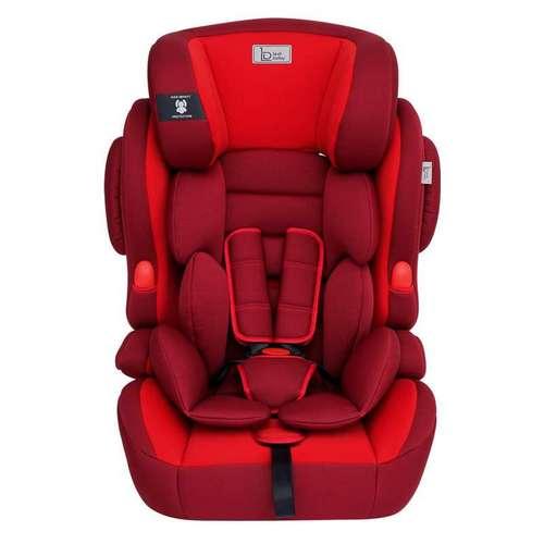 英国ledibaby 儿童安全座椅9个月-12岁升级版(樱桃红)