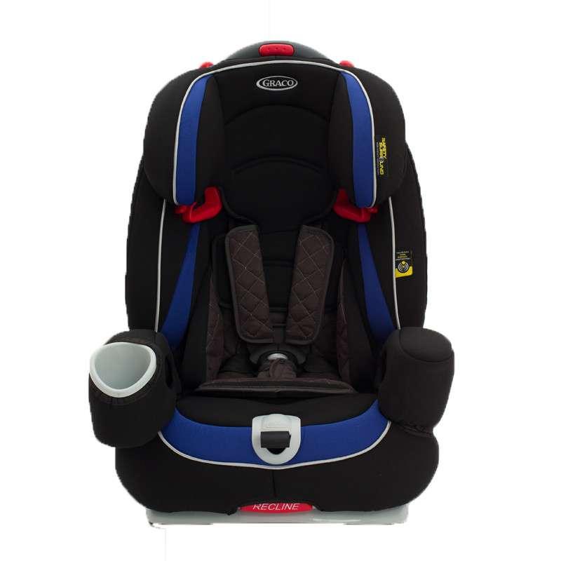 GRACO美国葛莱graco鹦鹉螺升级版 8J39系列 使用时间9个月-12岁 儿童安全座椅