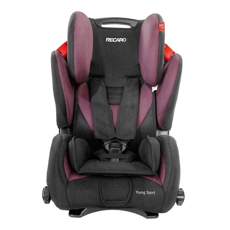 德国RECARO儿童汽车安全座椅 大黄蜂新款