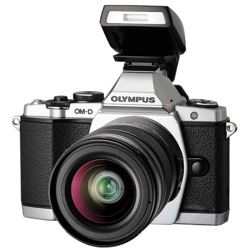 奥林巴斯(OLYMPUS) E-M5 微单相机 (12-50mm)