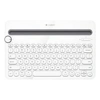 罗技(Logitech)K480蓝牙键盘(白色)