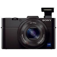 索尼(SONY) DSC-RX100M2 数码相机(RX100 M1,黑色)