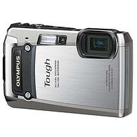 奥林巴斯数码相机TG820银(银色)