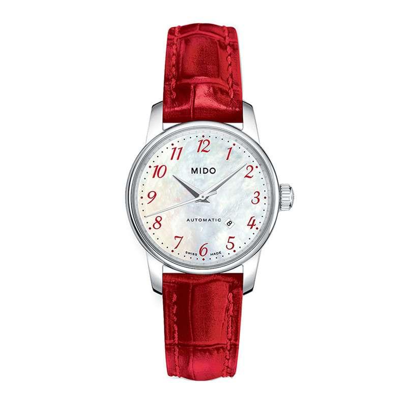 美度Mido手表贝伦赛丽系列自动机械女士手表