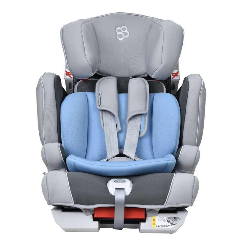 宝贝第一Babyfirst 宝宝汽车儿童安全座椅 isofix接口 铠甲舰队