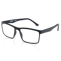 帕森 PARZIN 轻弹钨钛塑钢防辐射眼镜 时尚男女近视眼镜镜架镜框(黑色)
