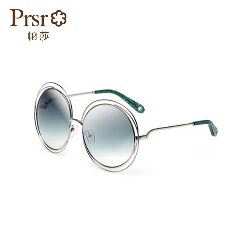 prsr帕莎太阳镜女 官方正品复古墨镜 时尚太阳眼镜潮