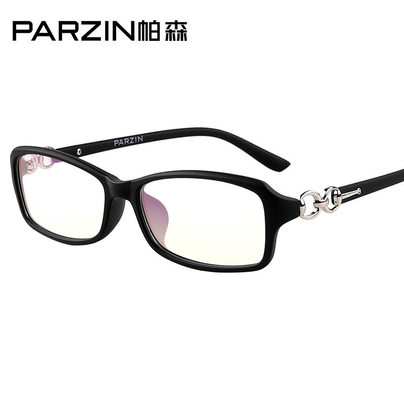 帕森 眼镜框TR90近视眼镜框女眼镜框镜架女近视镜配眼镜