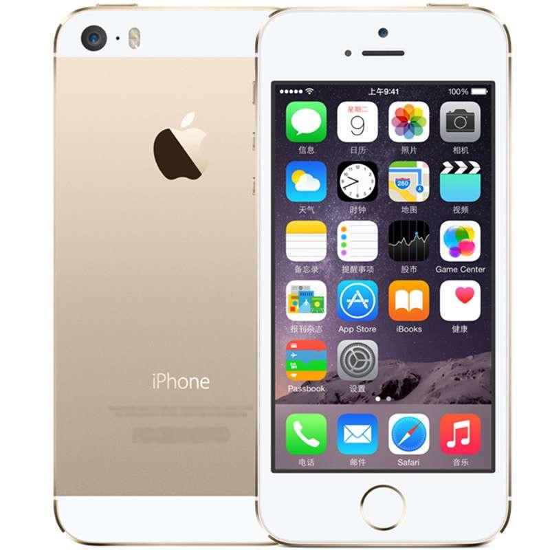 Apple iPhone 5s 16GB 移动联通4G手机