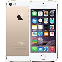 Apple iPhone 5s 16GB 移动联通4G手机(公开版双4G,金色)