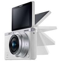 三星(SAMSUNG) NX mini 微单相机 (9mm)